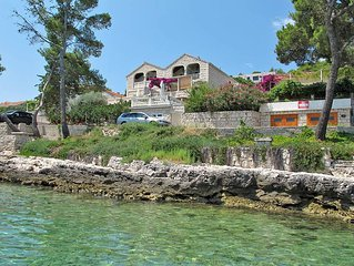 Apartment Haus Neda  in Lumbarda - Insel Korcula, Dalmatia - 3 persons, 1 bedro