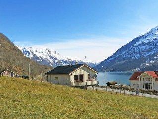 Ferienhaus in Veitastrond, Fjordnorwegen - 6 Personen, 4 Schlafzimmer