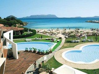 Apartment Villaggio Baia Caddinas  in Golfo Aranci SS, Sardinia - 3 persons