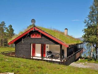 Vacation home in Utvik, Western Norway - 6 persons, 3 bedrooms