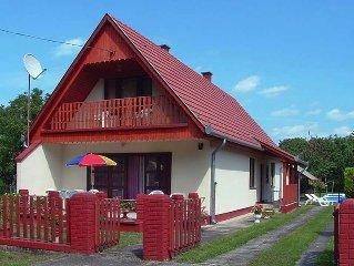 Vacation home in Mariafürdö/Keresztur, Balatón - 8 persons, 3 bedrooms