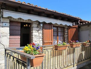 Vacation home in VALSOLDA (CO), Lake Lugano - 2 persons