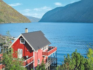 Vacation home in Vik i Sogn, Western Norway - 5 persons, 2 bedrooms