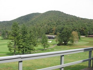 107 Townhouse at Mt Mitchell Golf Course