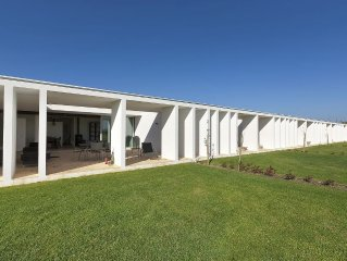 Architect Designed Villa With Great Views, Pool And Lovely, Private Terraces