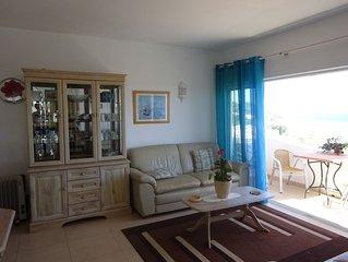 Salema, 3 bedroom apartment with stunning sea views