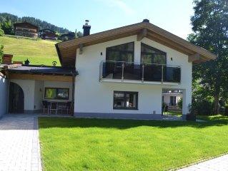 Ihr Luxus-Chalet in Saalbach Hinterglemm