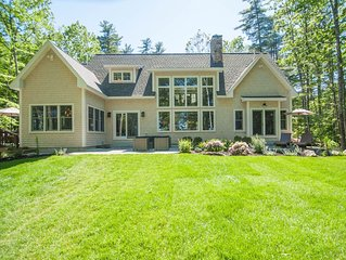 Exquisite Luxury Lake House on Exclusive Panther Pond