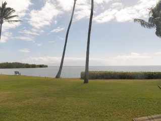 Relax at the Water's Edge on the Friendly Island of Moloka'i