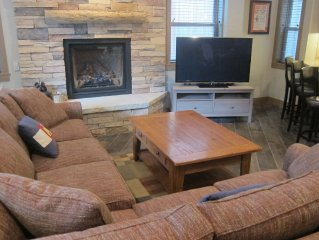 NEWLY REMODELED - Breckenridge 2BR - Ski-in/Ski-out with Heated Floors
