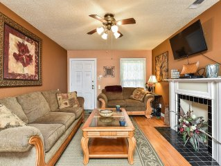 Stay In This Comfy Home And Be Right Across The Street From ATT Stadium!