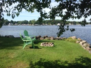 Waterfront Cottage - Lake Ontario - Near Pulaski - 3BR, 2 BA, private dock