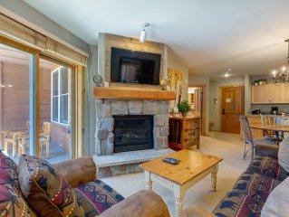 1 Bedroom in Buffalo Lodge, Village Views, Short Walk to Gondola