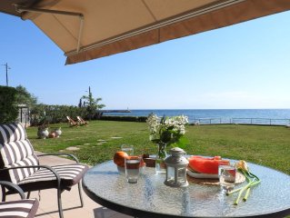 Villa first on sea with amazing view ,bilded with modern construstion