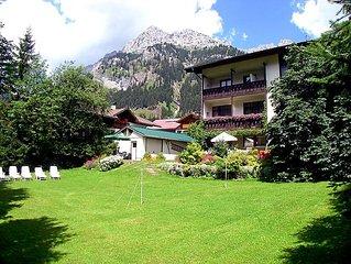 Ferienwohnung Elisabeth  in Nesselwangle, Tirol - 6 Personen, 3 Schlafzimmer