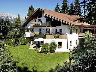 Apartment St Martin  in Seefeld in Tirol, Tyrol - 6 persons, 2 bedrooms