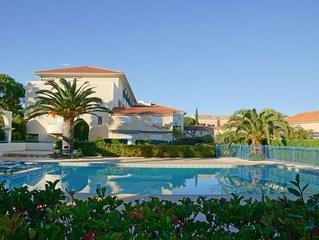 Vacation home Le Domaine d'Azur  in Le Lavandou, Cote d'Azur - 4 persons, 2 bed