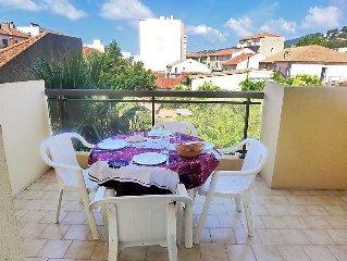 Apartment Saint James  in Le Lavandou, Cote d'Azur - 4 persons, 1 bedroom