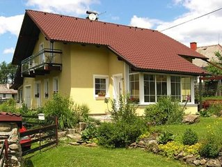 Holiday home, Krizenec  in Tachov - 9 persons, 4 bedrooms