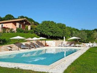 Agri-tourism Casale del Citerno, Bolsena  in Lago di Bolsena - 5 persons, 2 bed