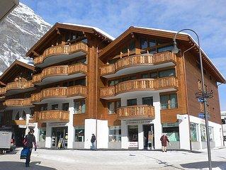 Apartment Zur Matte B  in Zermatt, Valais - 2 persons, 1 bedroom