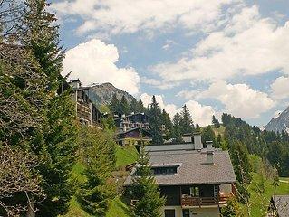 Ferienwohnung Les Arsets  in Alpe des Chaux, Waadtlander Alpen - 5 Personen, 2 S
