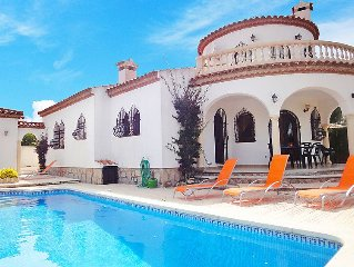 Vacation home Philippe  in Miami Platja, Costa Daurada - 6 persons, 3 bedrooms