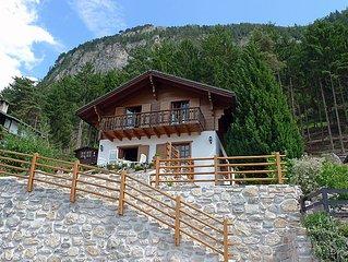 Ferienhaus Gillioz  in Vercorin, Wallis - 5 Personen, 3 Schlafzimmer