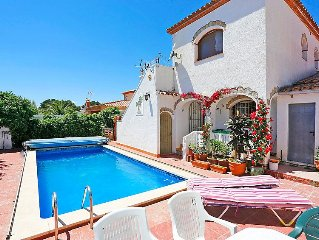 Vacation home Rosina  in Miami Platja, Costa Daurada - 5 persons, 2 bedrooms