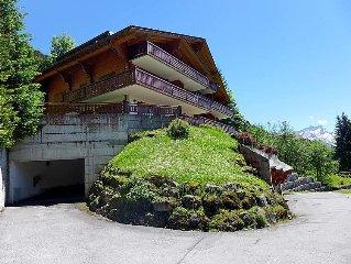 Ferienwohnung Faucon B5  in Villars, Waadtländer Alpen - 4 Personen, 1 Schlafzim