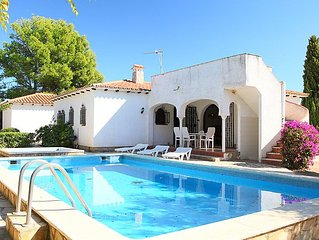 Vacation home Rustical Mont-Roig  in Miami Platja, Costa Daurada - 6 persons, 3