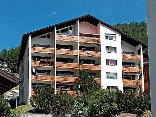 Ferienwohnung Beaulieu  in Zermatt, Wallis - 3 Personen, 1 Schlafzimmer