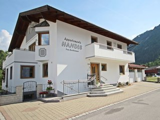 Apartment Gartenland  in Ried im Oberinntal, Tyrol - 6 persons, 2 bedrooms