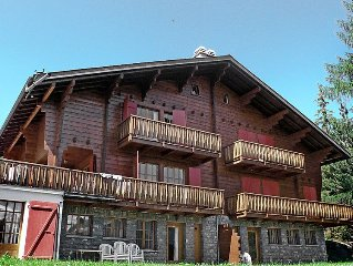 Apartment Rousserolles 1  in Verbier, Valais - 5 persons, 2 bedrooms
