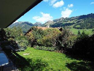 Ferienwohnung Am Ryschbachli  in Zweisimmen, Berner Oberland - 6 Personen, 2 Sch