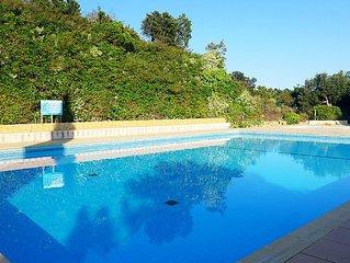 Vacation home Les Mas de Pramousquier  in Le Lavandou, Cote d'Azur - 4 persons,