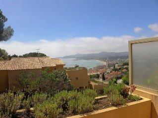 Apartment Cadet Rousse  in Le Lavandou, Cote d'Azur - 2 persons, 1 bedroom