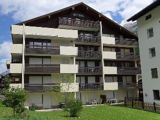 Ferienwohnung Imperial  in Zermatt, Wallis - 2 Personen, 1 Schlafzimmer
