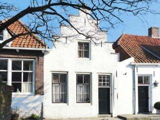 Terraced house, Veere  in Middelburg - 4 persons, 2 bedrooms