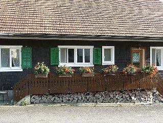Vacation home Grämsen  in Hellbühl, Central Switzerland - 5 persons, 2 bedrooms