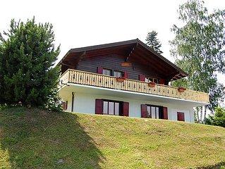 Ferienhaus Le Hibou  in Nendaz, Wallis - 6 Personen, 3 Schlafzimmer