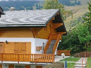 Ferienwohnung Baudrier A  in Verbier, Wallis - 4 Personen, 2 Schlafzimmer