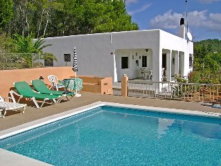 Vacation home Can Fulgencio II  in Sant Carles Peralta, Ibiza - 5 persons, 3 be