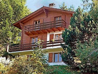 Vacation home Les Etoiles  in Nendaz, Valais - 8 persons, 4 bedrooms