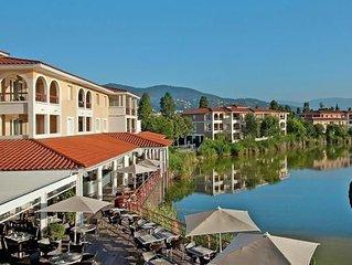 Mimozas Resort in Mandelieu-la-Napoule  in Alpes - Maritimes - 4 Personen, 1 Sch