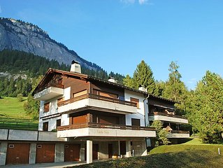 Apartment Valetta Sura  in Flims, Surselva - 4 persons, 1 bedroom
