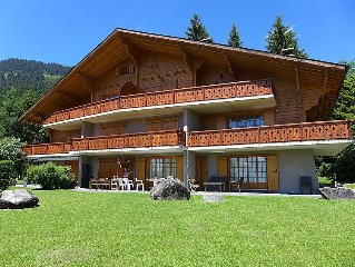 Apartment Argentiere 3  in Villars, Alpes Vaudoises - 6 persons, 3 bedrooms