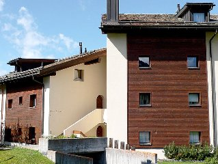 Apartment Chesa Zupeda C2  in Silvaplana - Surlej, Engadine - 4 persons, 1 bedr