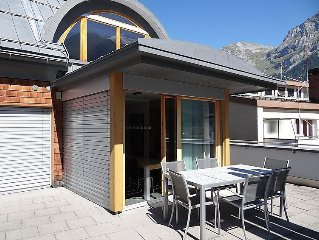 Apartment Dorfstrasse 7/42  in Engelberg, Central Switzerland - 6 persons, 3 be