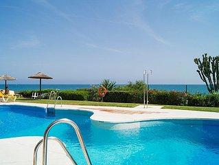 Vacation home Urb Mijas Beach  in Mijas Costa, Costa del Sol - 8 persons, 3 bed